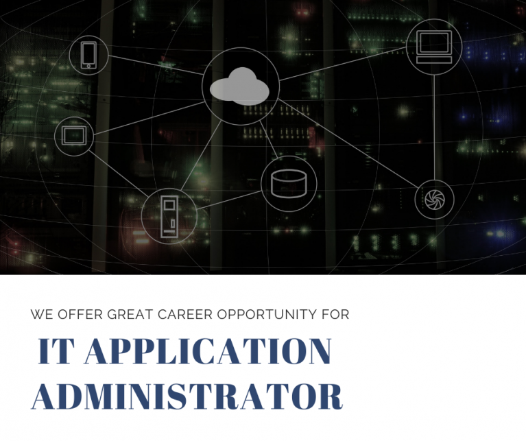 IT Application Administrator