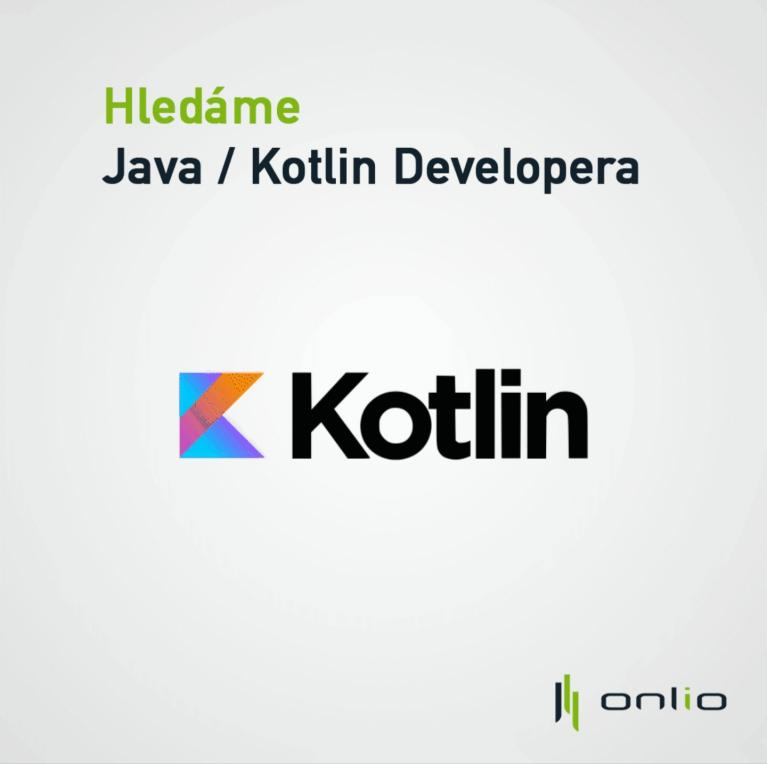 JAVA / Kotlin Developer