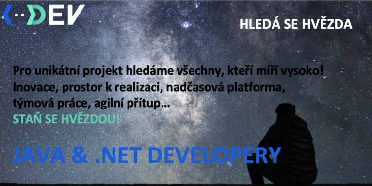 Dream job s DEV PACK - .NET & JAVA Developer